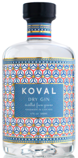 Koval Gin Dry 750ml